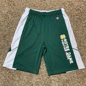 Notre Dame Fighting Irish Champion Athletic Shorts